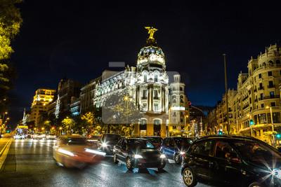 Hôtel Metropolis à Madrid