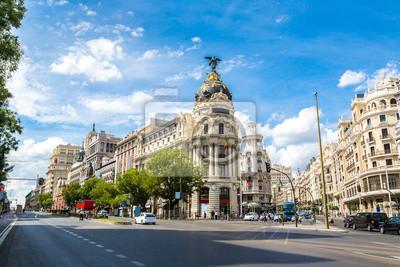 Hôtel Metropolis à Madrid, Espagne