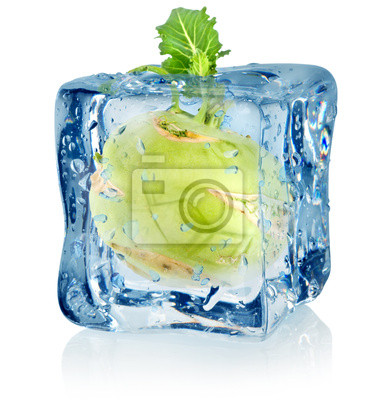 Ice cube et chou-rave