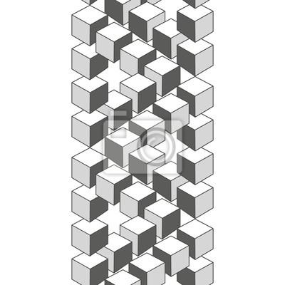 Illusion Optique Element De Dessin Geometrique Abstrait Stickers