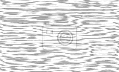 Sticker Illustration vectorielle du modèle sans couture d'abstrait de lignes grises et blanches. EPS10.