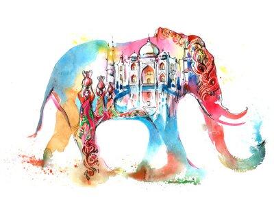 Sticker Inde