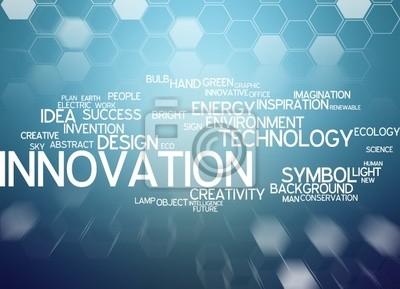Innovation (Stephan Karg Résumé illustration)