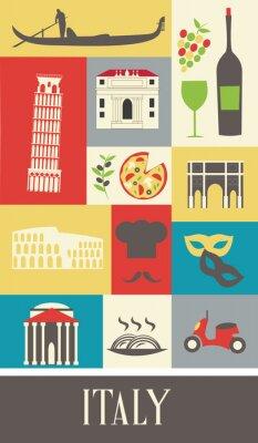 Sticker Italie.