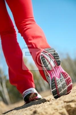 jambes du coureur