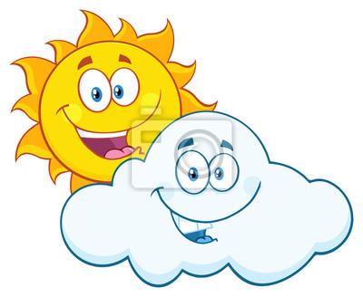 Dessin nuage soleil - Nuage en dessin ...
