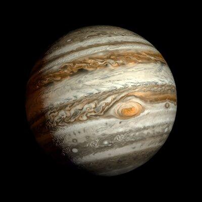 Sticker Jupiter