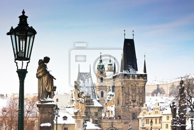 Karlov ou le pont Charles à Prague