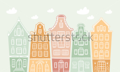 Sticker Kids graphic illustration. Using for print on the wall, pillows, decoration kids interior, baby wear and shirts, greeting card, vector and other