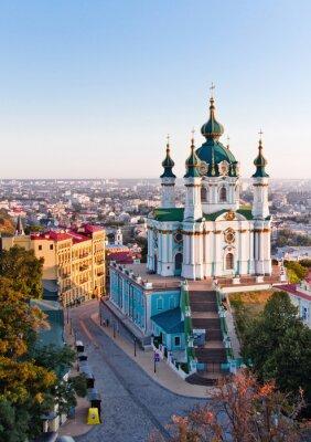 Kiev, Andrew's Church