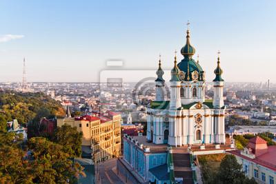Kiev, Eglise de Andrew
