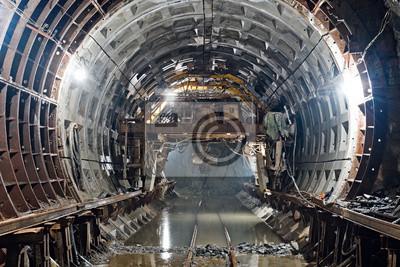 La construction de tunnels