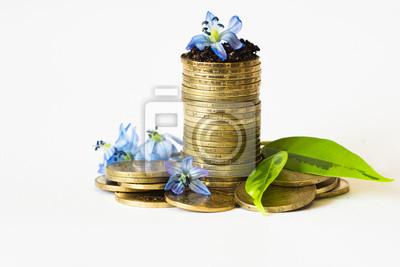 la croissance monétaire, la banque