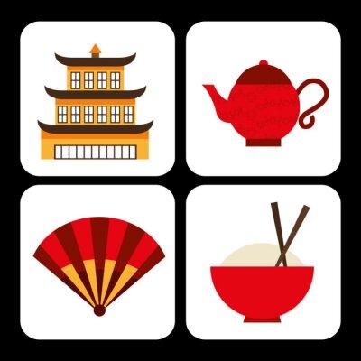 Sticker la culture chinoise