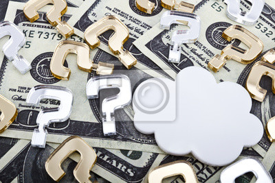 La recherche d'argent