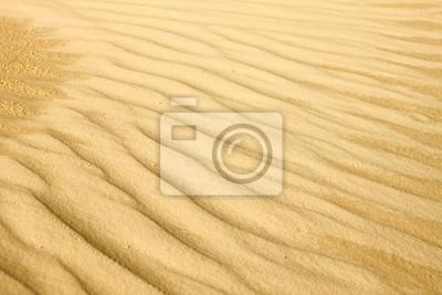 la texture du sable