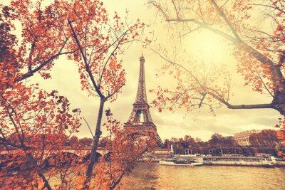 Sticker La Tour Eiffel à Paris