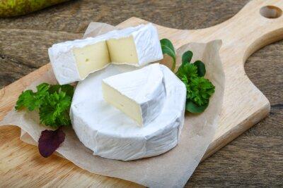 Sticker le camembert