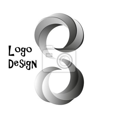 Le logo avec la lettre S