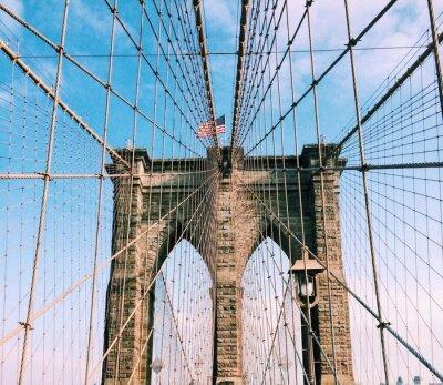 Sticker le pont de Brooklyn