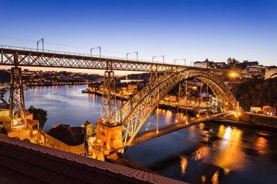 Sticker Le pont Dom Luis