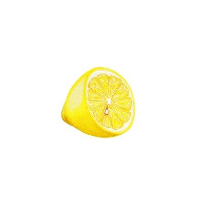 Sticker Lemon art