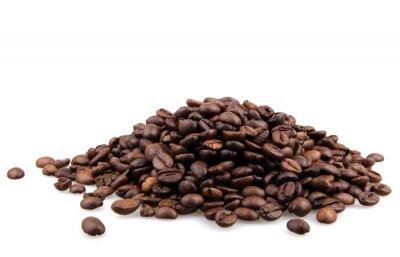 Sticker Les grains de café