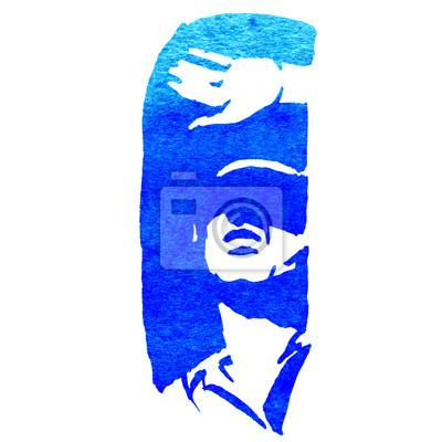les hommes monochromes cru web avatar