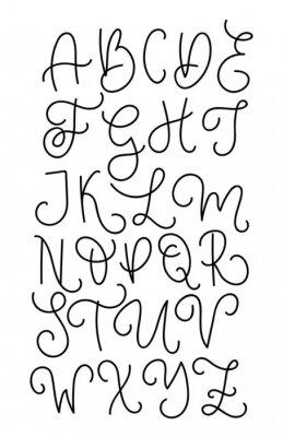 Calligraphie Lettre lettre i calligraphie - adapei