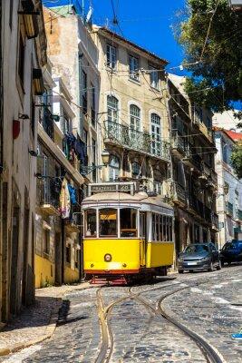 Lisbonne tram