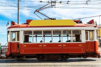 Sticker Lisbonne tram