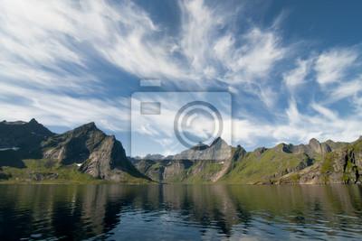 Lofoten île de Norvège