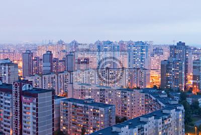 Lotissement à Kiev, Ukraine