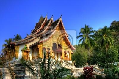 Luang Prabang (Laos) - Ho Kham (ancien palais)