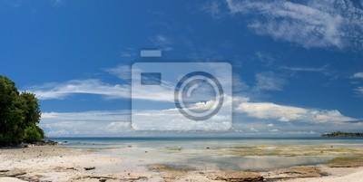 Mabul Borneo Tropical Paradise Coconut eau en cristal