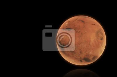 Sticker Mars