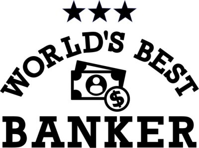 Meilleur argent de banquier du monde