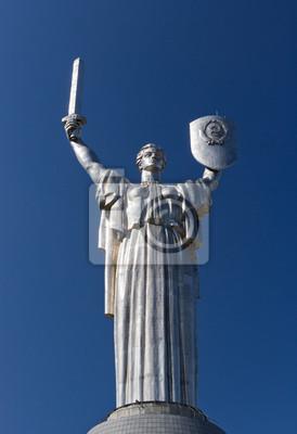 """""""Mère Patrie"""" monument consacré la Grande Guerre patriotique"""