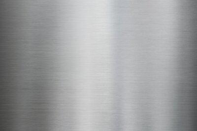 Sticker Métal brossé en acier ou en aluminium