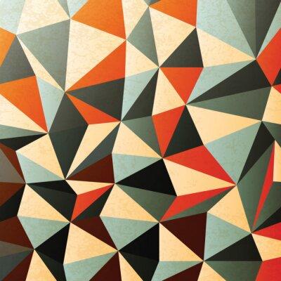Sticker Modèle en forme de diamant. Résumé, vecteur, EPS10