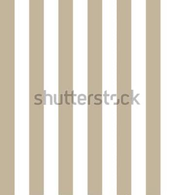 Sticker Modèle sans couture de vecteur avec de larges lignes verticales