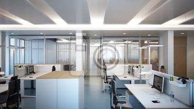 Design verre italien bois contemporain bureau moderne blanc meuble
