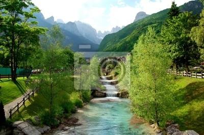 Molveno - Dolomites Italie