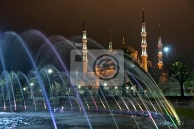 Mosquée Bleue - Istanbul / Turquie
