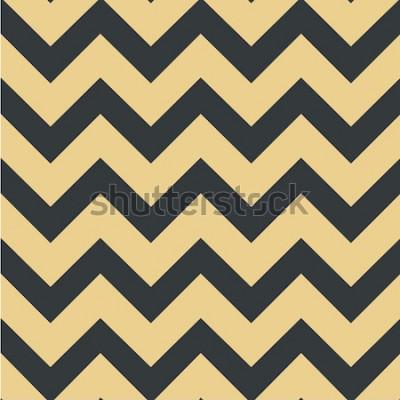 Sticker Motif géométrique. Motif Chevron Illustration vectorielle continue L'arrière-plan pour l'impression sur tissu, textiles, mises en page, couvertures, toiles de fond, arrière-plans et fonds d