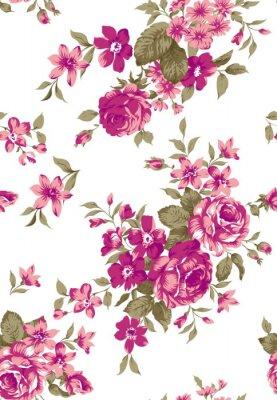 Sticker Motif Livia Floral