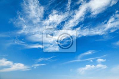 Naturel bleu nuageux texture de fond de ciel
