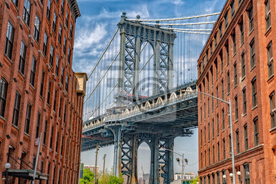 New york city manhattanh bridge