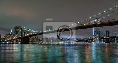new york night view de brooklyn