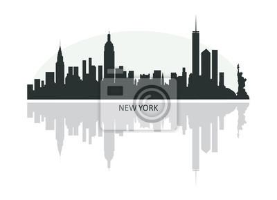New York riflesso